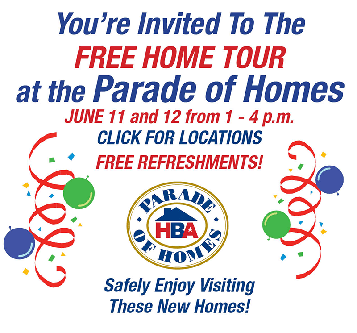 Free Home Tours